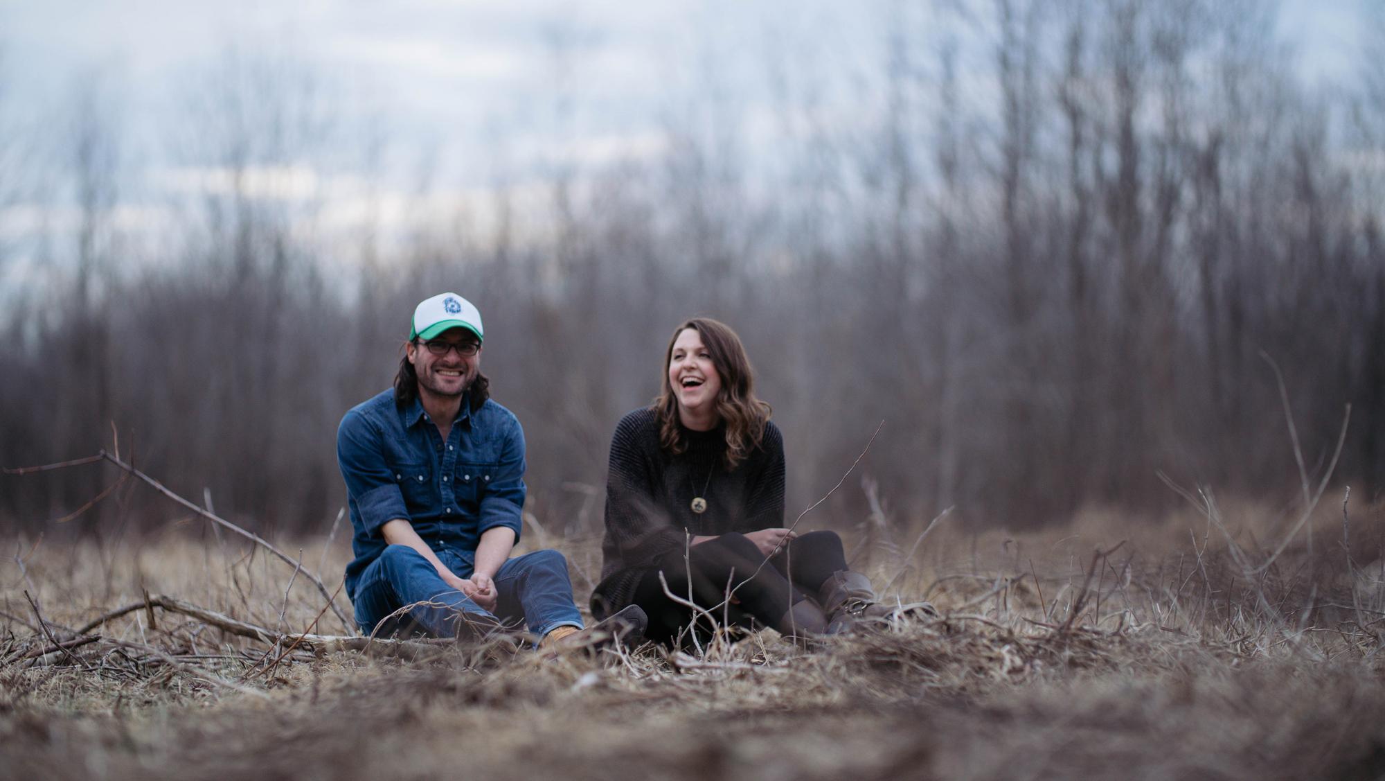 LISTEN: Robby Hecht & Caroline Spence, 'Over You'