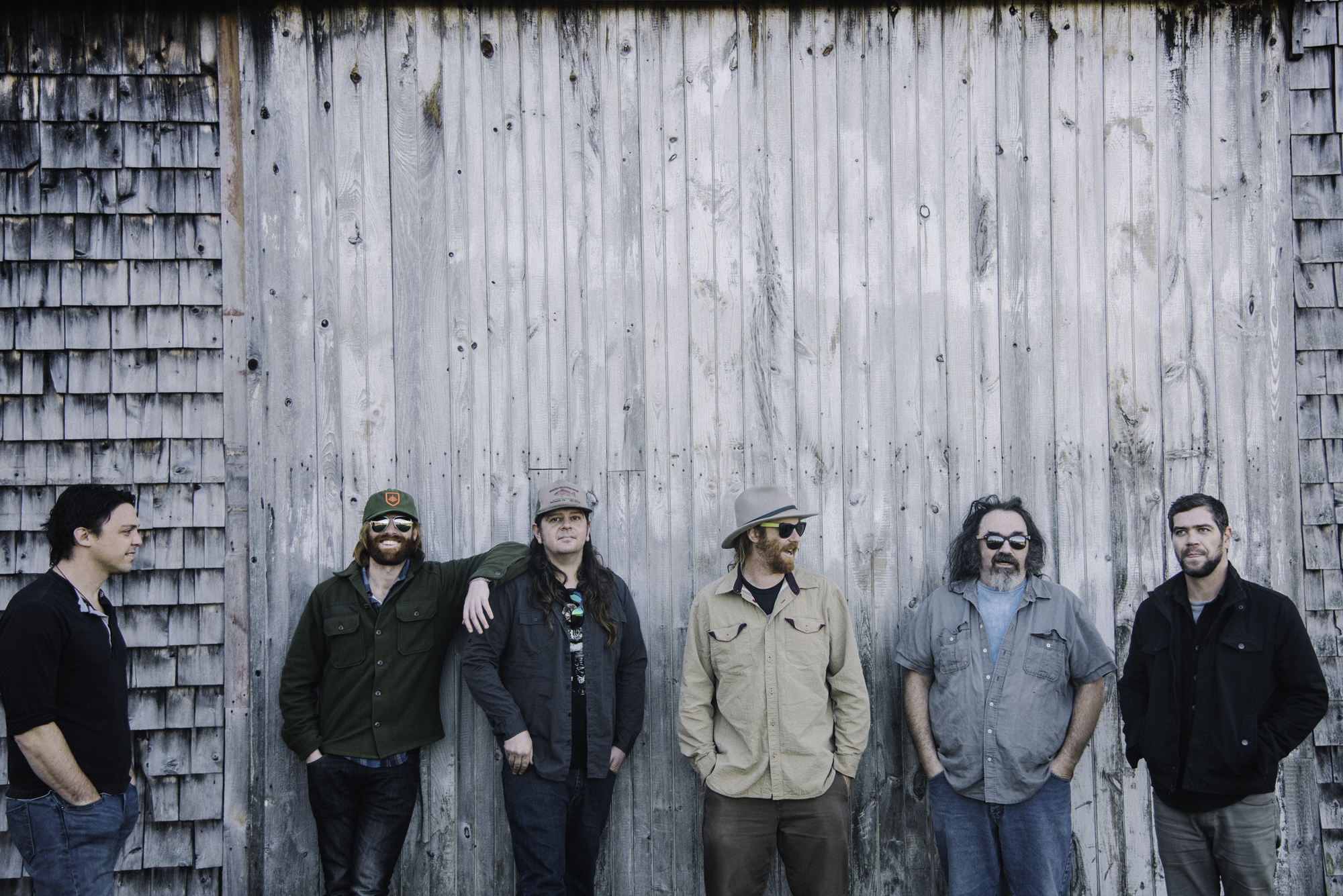 LISTEN: The Mallett Brothers Band, 'Too Much Trouble'