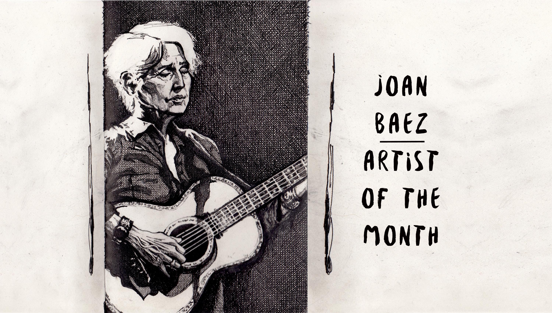 Joan Baez: Turning the Glass Upside Down