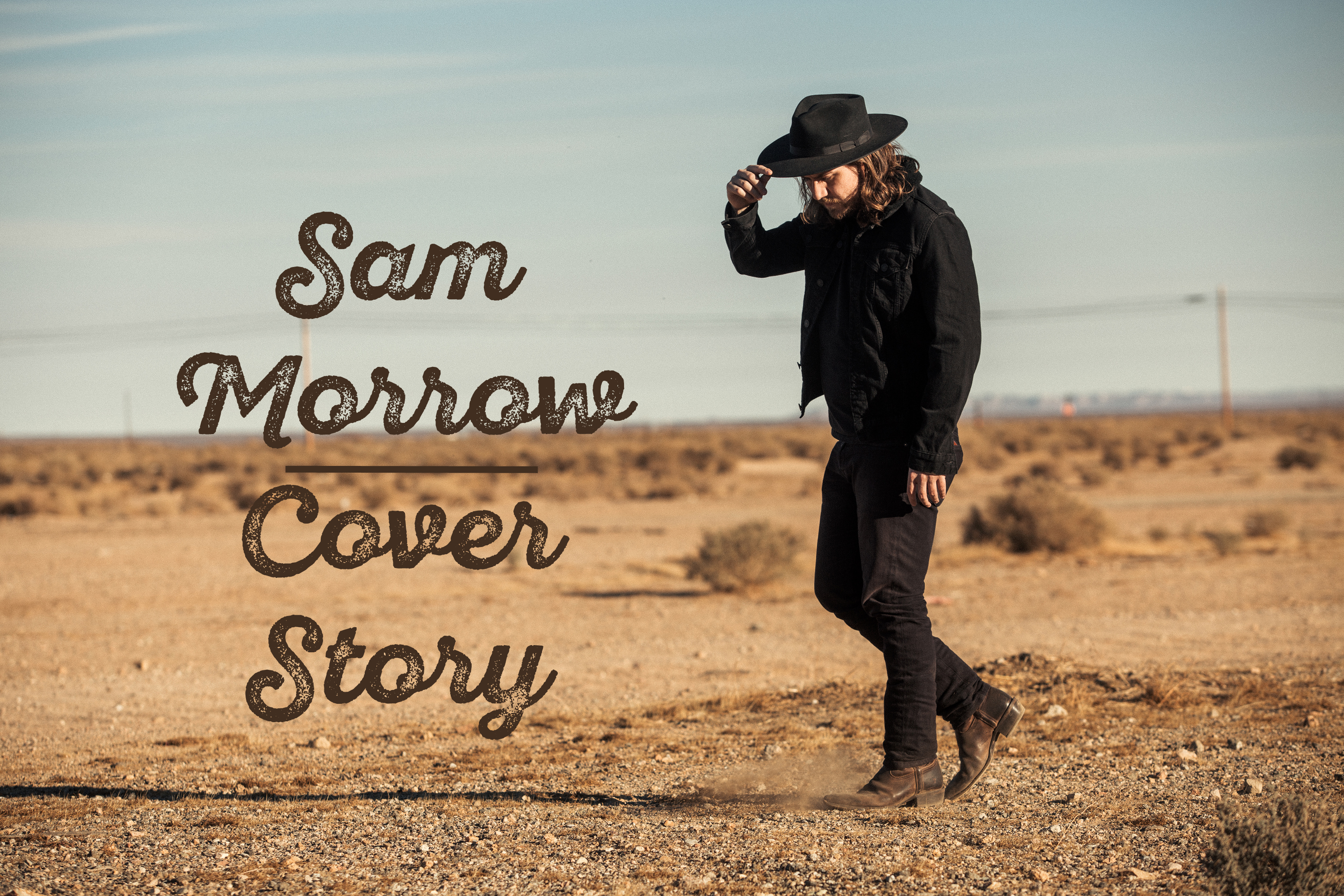 From Sad Bastard to Groove Master: A Conversation with Sam Morrow