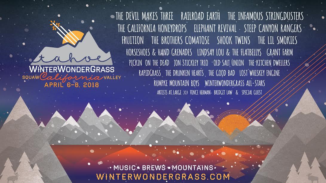 Winter Wondergrass Tahoe