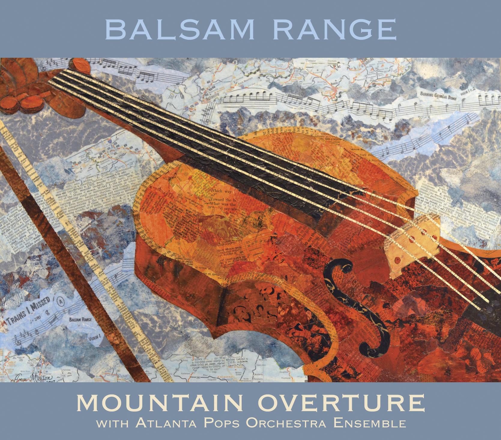 STREAM: Balsam Range with Atlanta Pops Orchestra Ensemble, 'Mountain Overture'