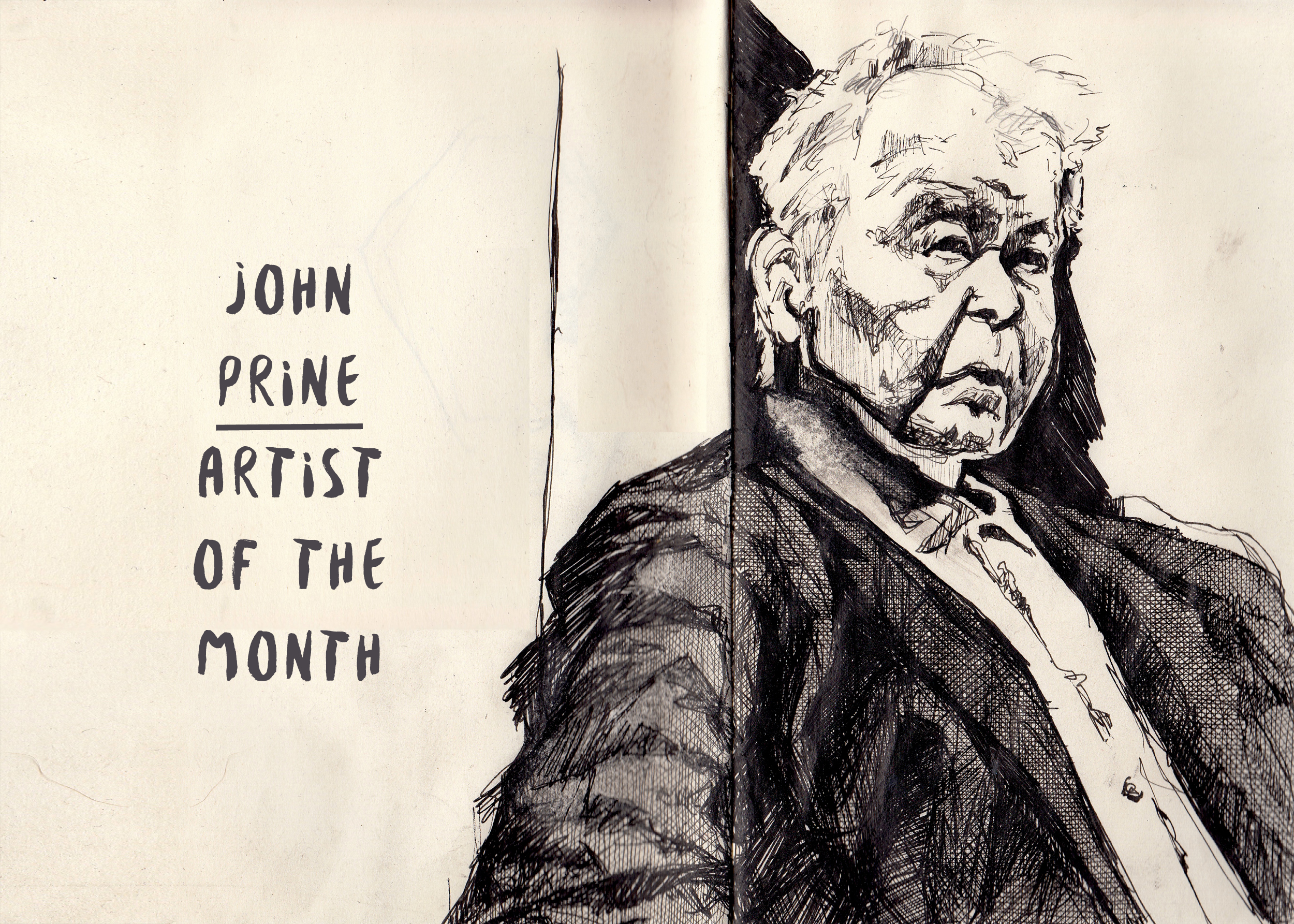 John Prine: The Difficulty of Forgiveness