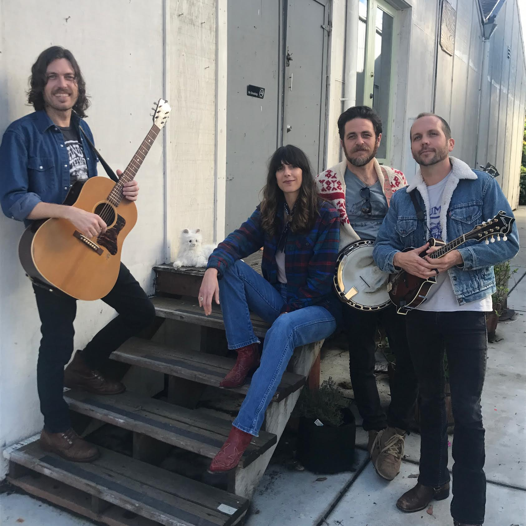 WATCH: The Brothers Comatose Featuring Nicki Bluhm,