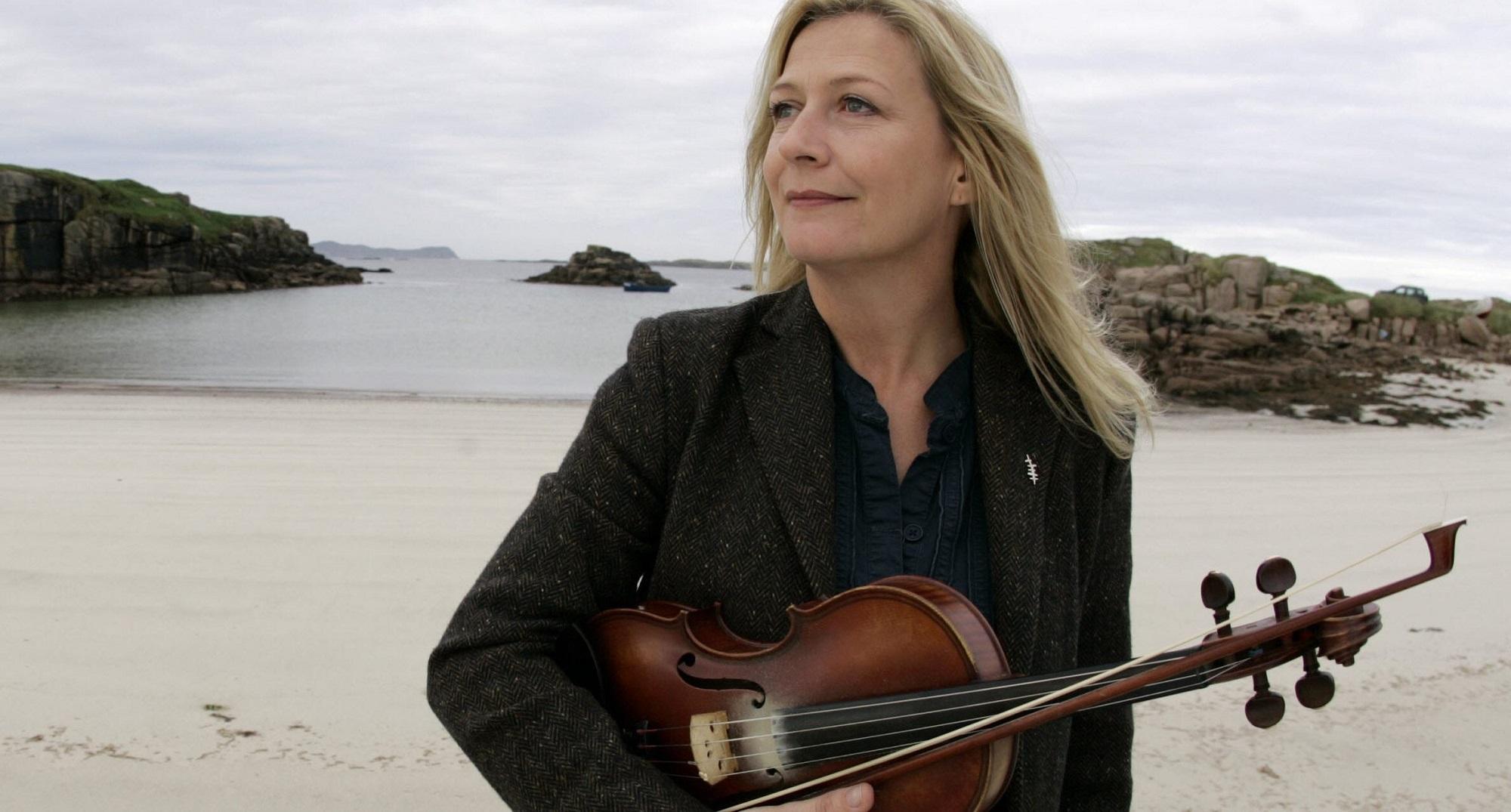 A Minute In Donegal With Altan's Mairéad Ní Mhaonaigh
