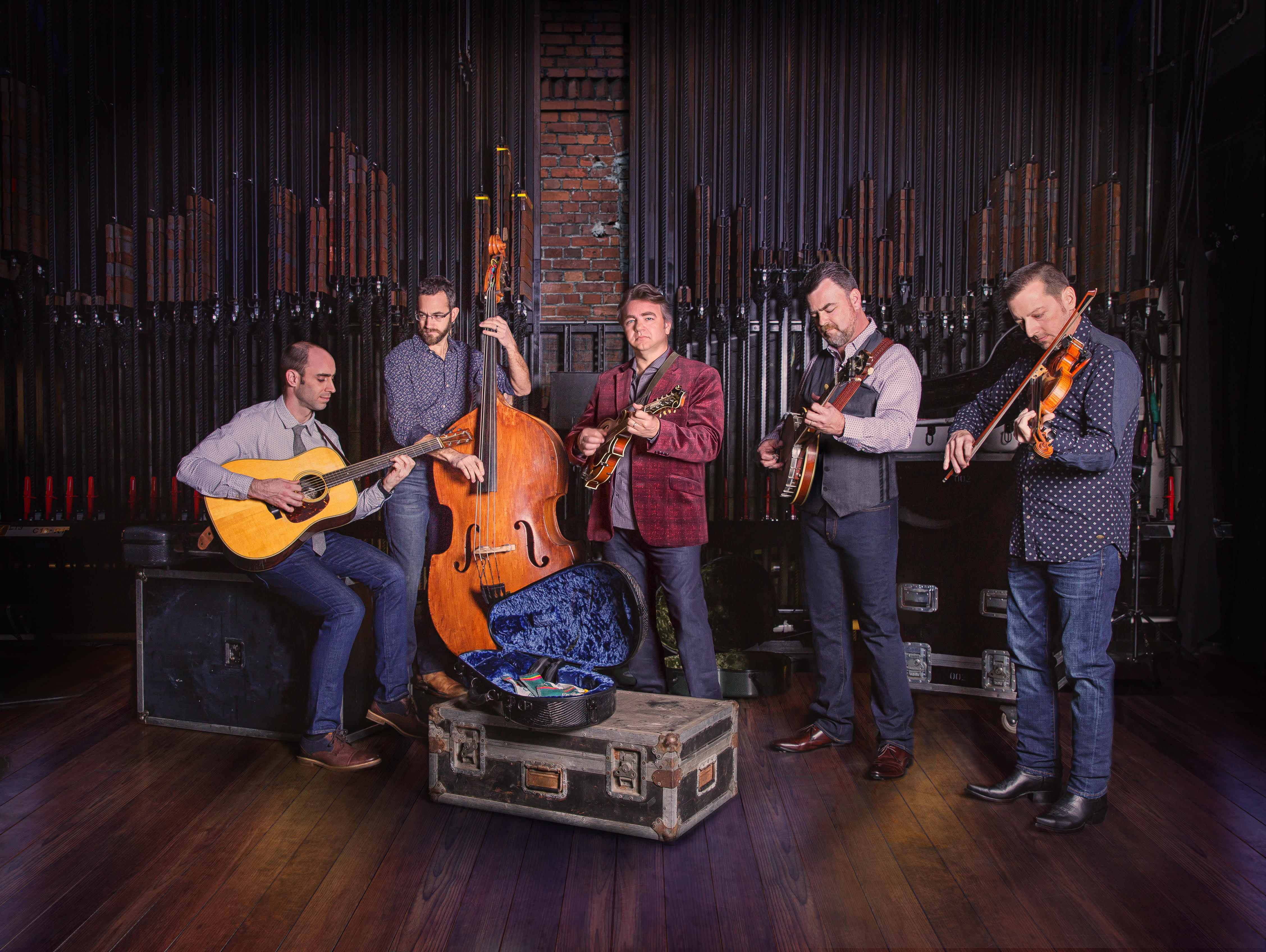 LISTEN: The Travelin' McCourys, 'Lonesome, On'ry and Mean'
