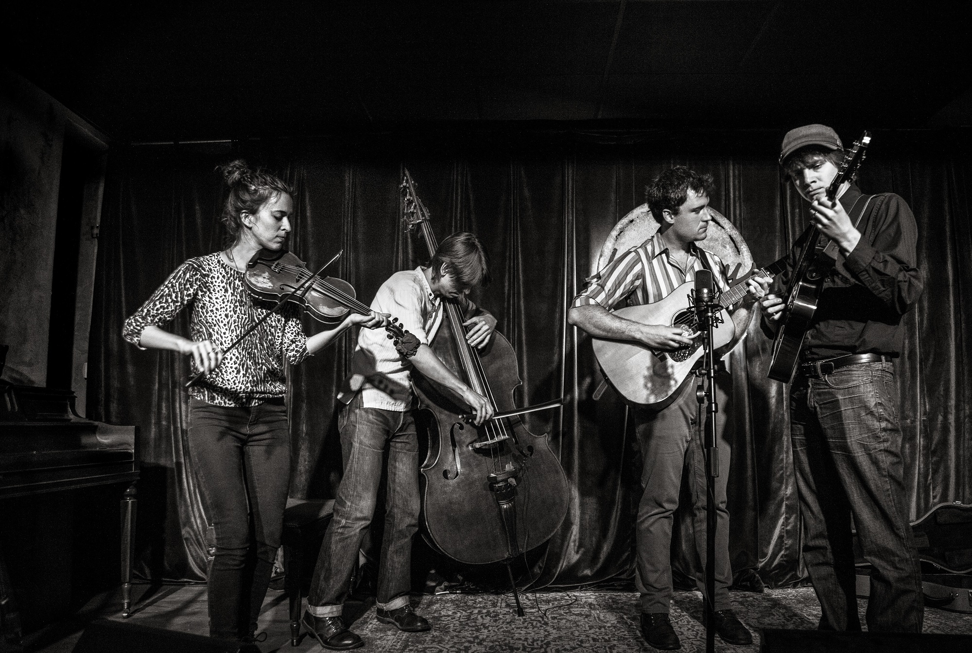 A Long, Musical Friendship: A Conversation With Hawktail