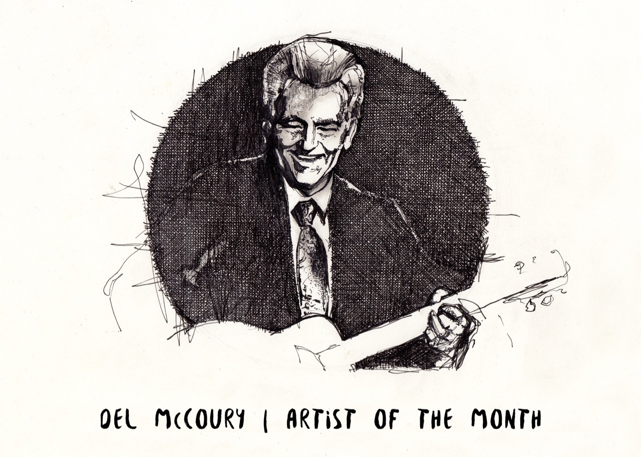 Del McCoury: Whatever Suits the Song