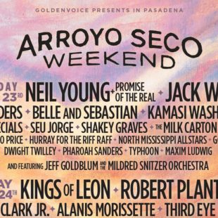 BGS Radio Hour - Arroyo Seco Weekend Roots Music Preview