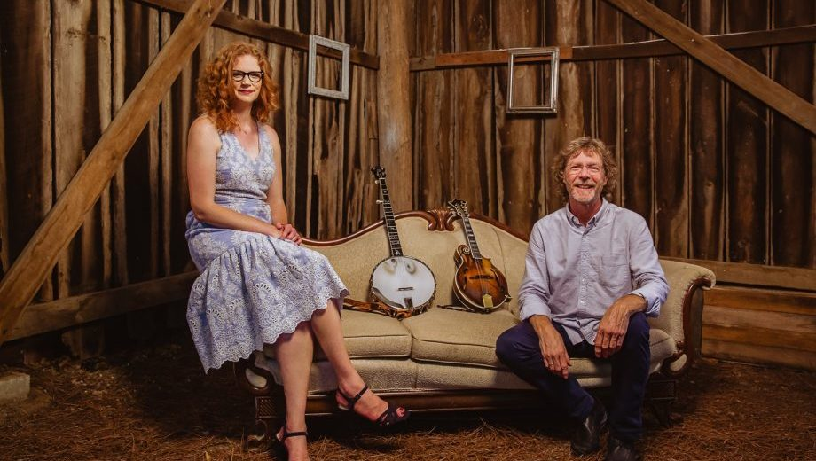 WATCH: Becky Buller & Sam Bush, 'The Rebel and the Rose'