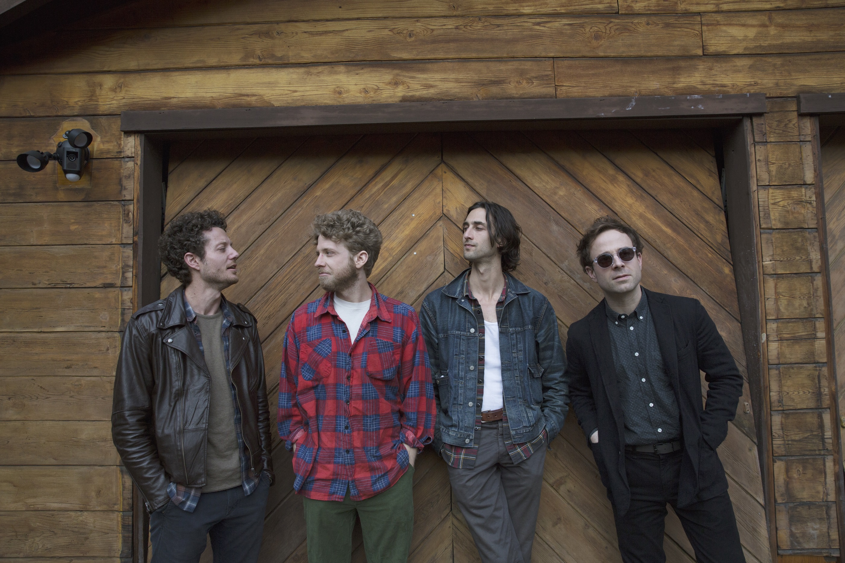 Dawes' Taylor Goldsmith, The Over-Sharing Songwriter