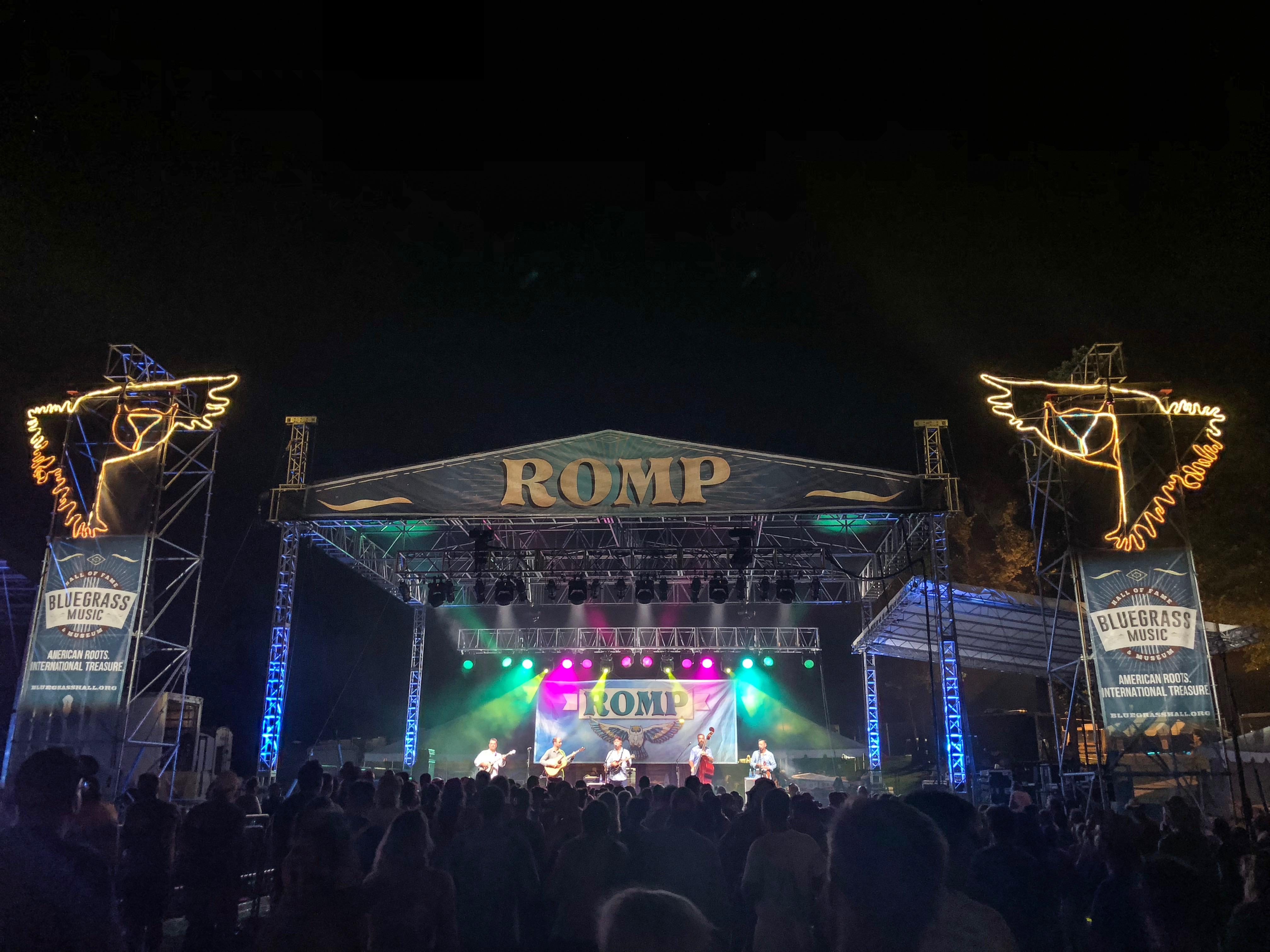 ROMP 2018 in Photographs