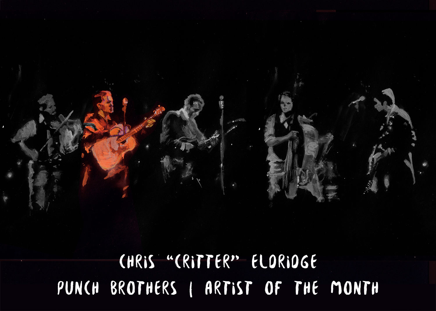 Punch Brothers' Chris Eldridge: Influences and Integrity