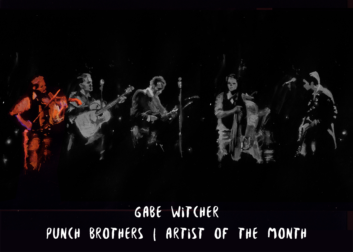 Punch Brothers' Gabe Witcher: Finding Narratives