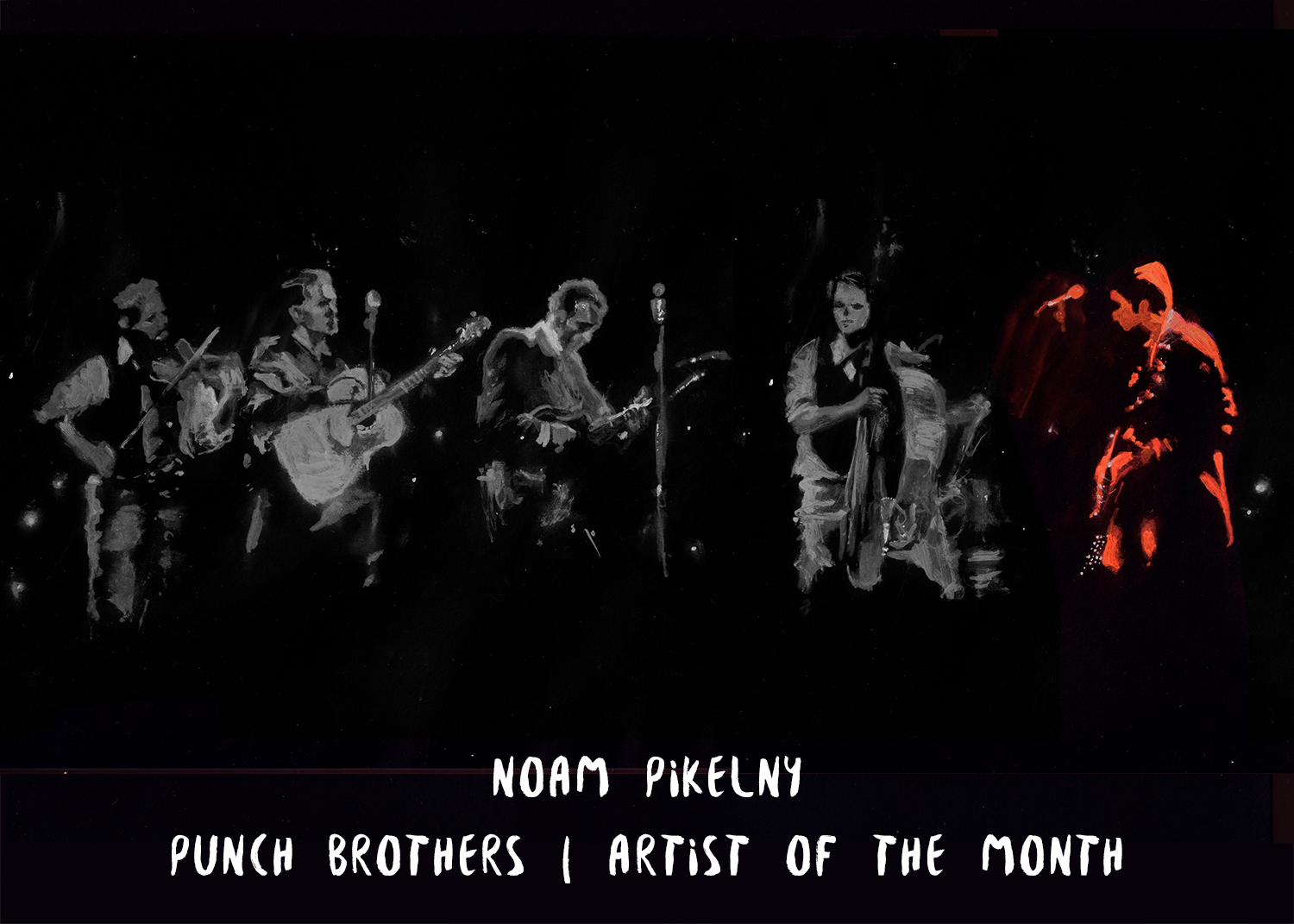 Punch Brothers' Noam Pikelny: Getting Inside the Story
