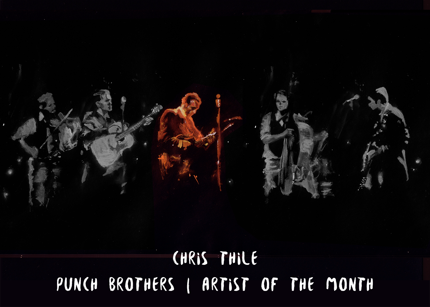 Punch Brothers' Chris Thile: Escapism and Clarity