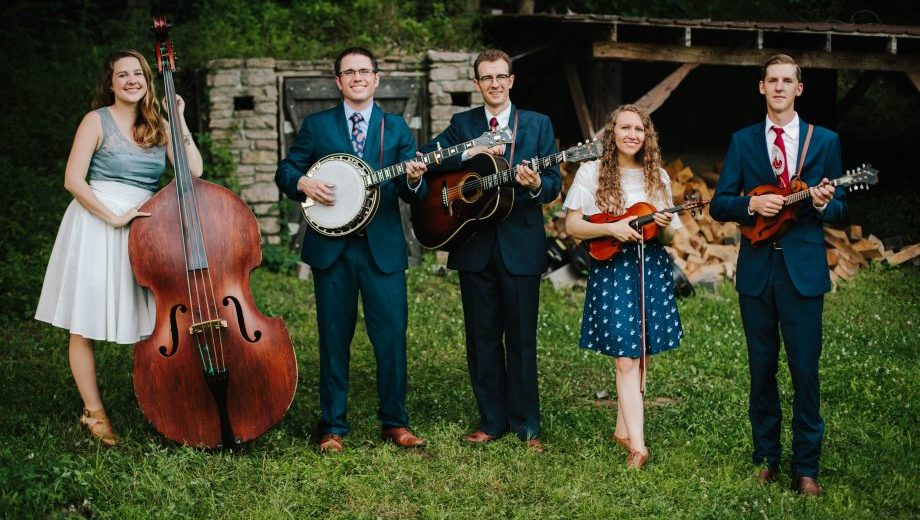 High Fidelity: A Natural Feel for Traditional Bluegrass