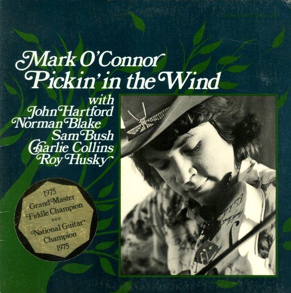 Mark O'Connor, 'Pickin' In The Wind'