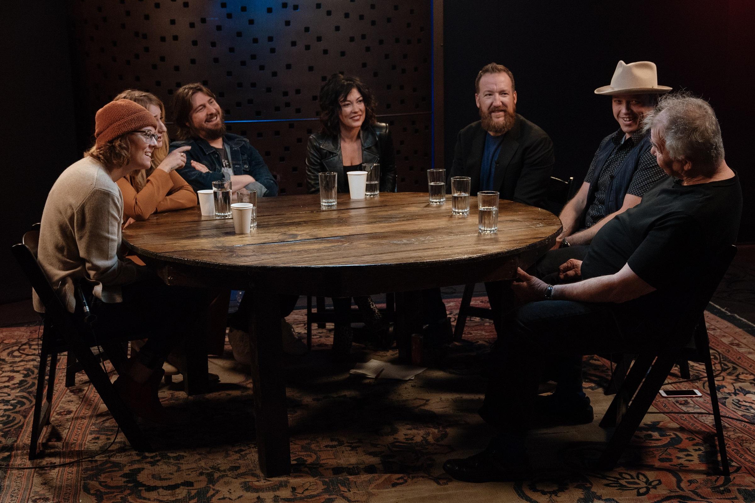 WATCH: Amazon Music Americana Roundtable