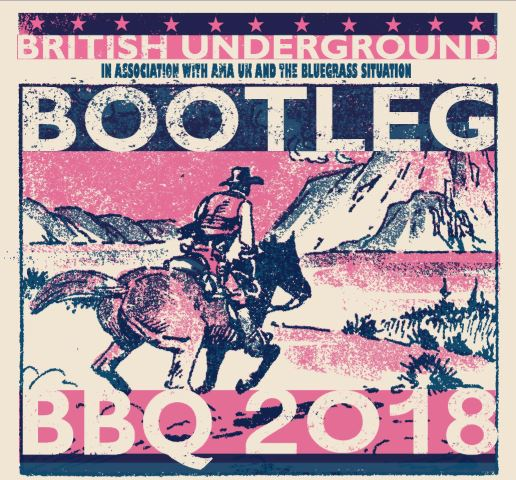 Don't Miss Bootleg BBQ at the Groove, Presented by BGS, AMA-UK
