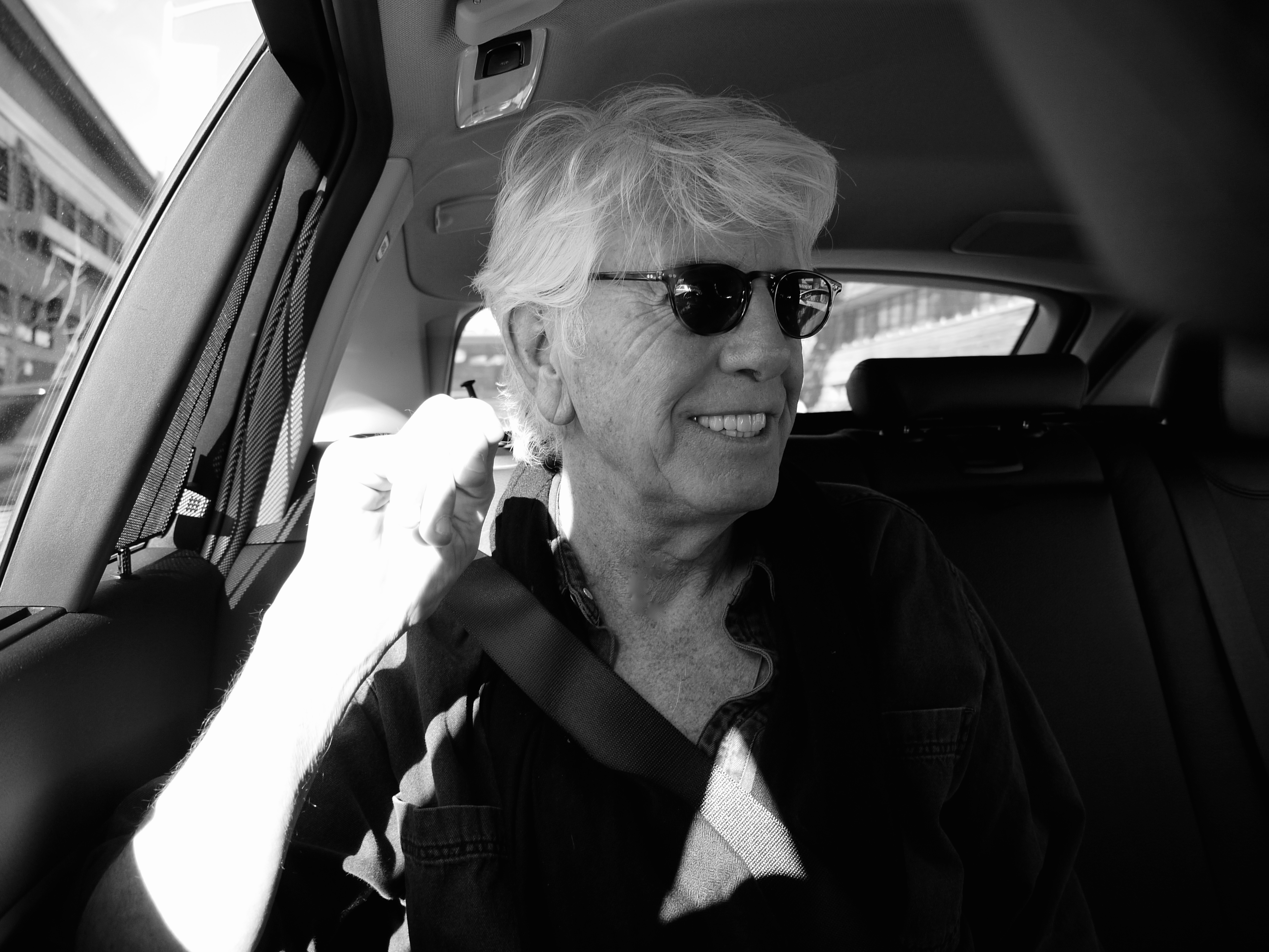 GIVEAWAY - Win tickets to Graham Nash at the Theatre at the Ace Hotel (LA) 10/11