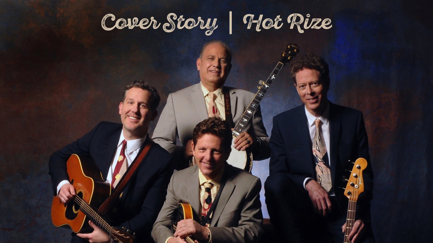 Hot Rize Turns 40: Nick Forster and Tim O'Brien Look Back