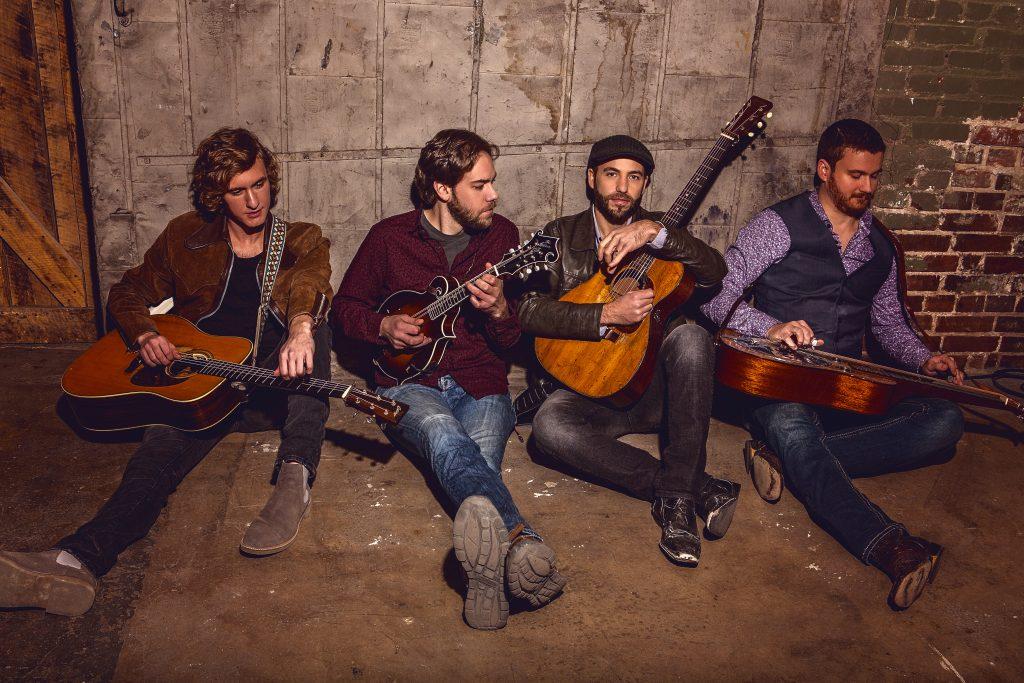 Mountain Heart: The Evolution of a Bluegrass Band