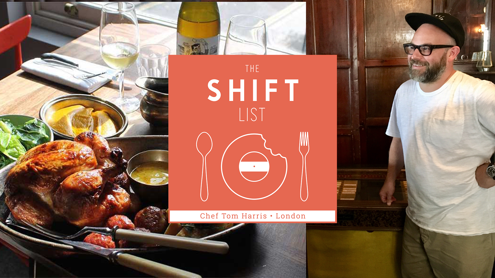 The Shift List - Tom Harris - London (The Marskman, St. John)