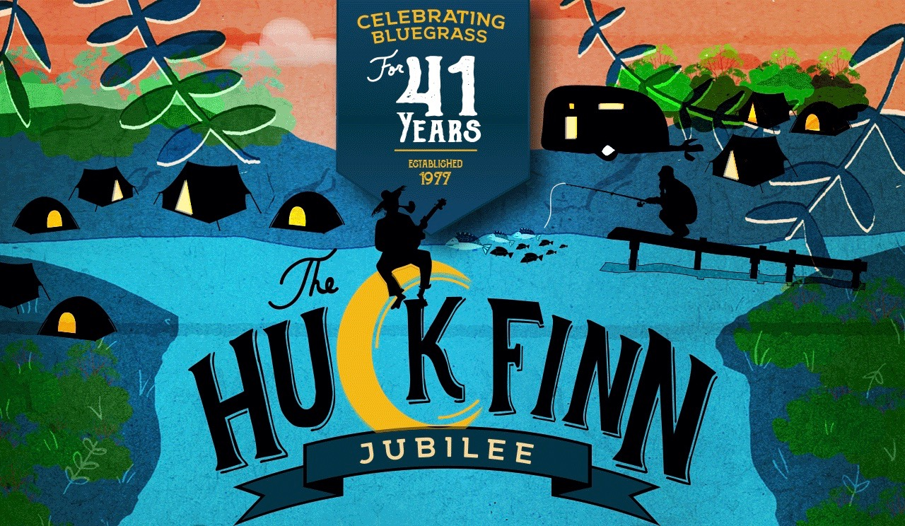 Huck Finn Jubilee Makes Big Return for 41st Year of California Bluegrass