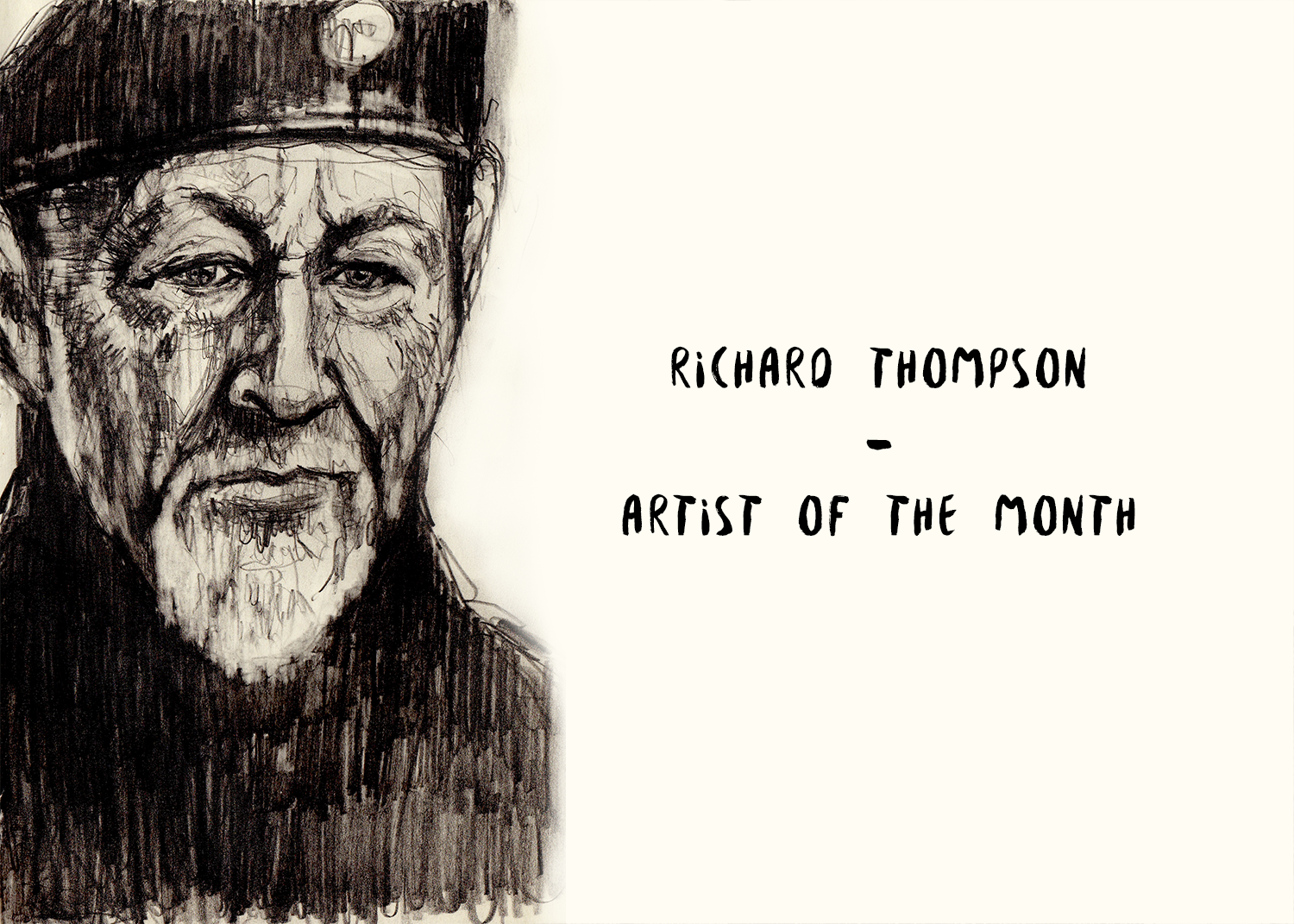 Richard Thompson Lets the Songs Guide '13 Rivers'