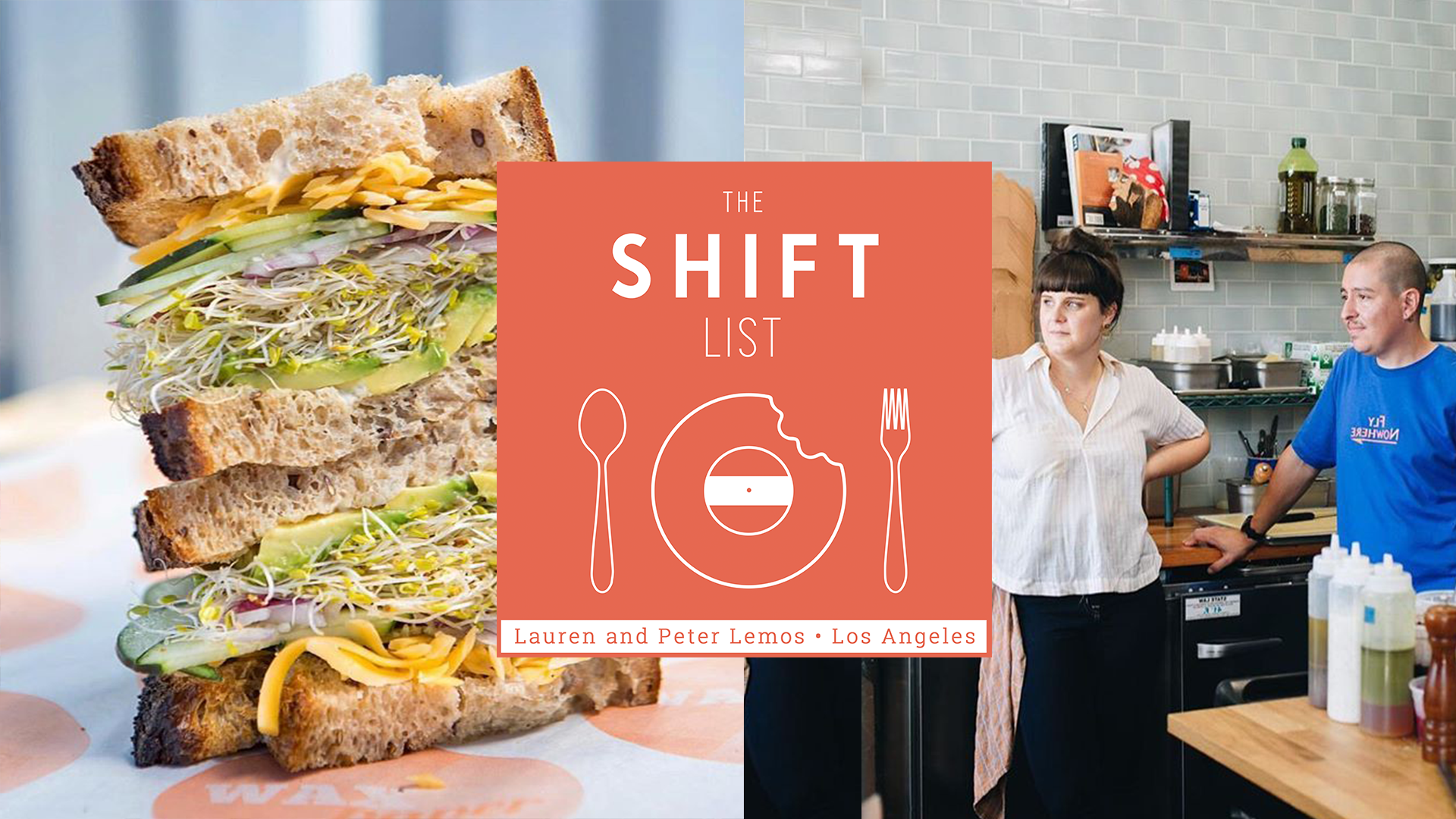 The Shift List - Lauren and Peter Lemos (Wax Paper) - Los Angeles