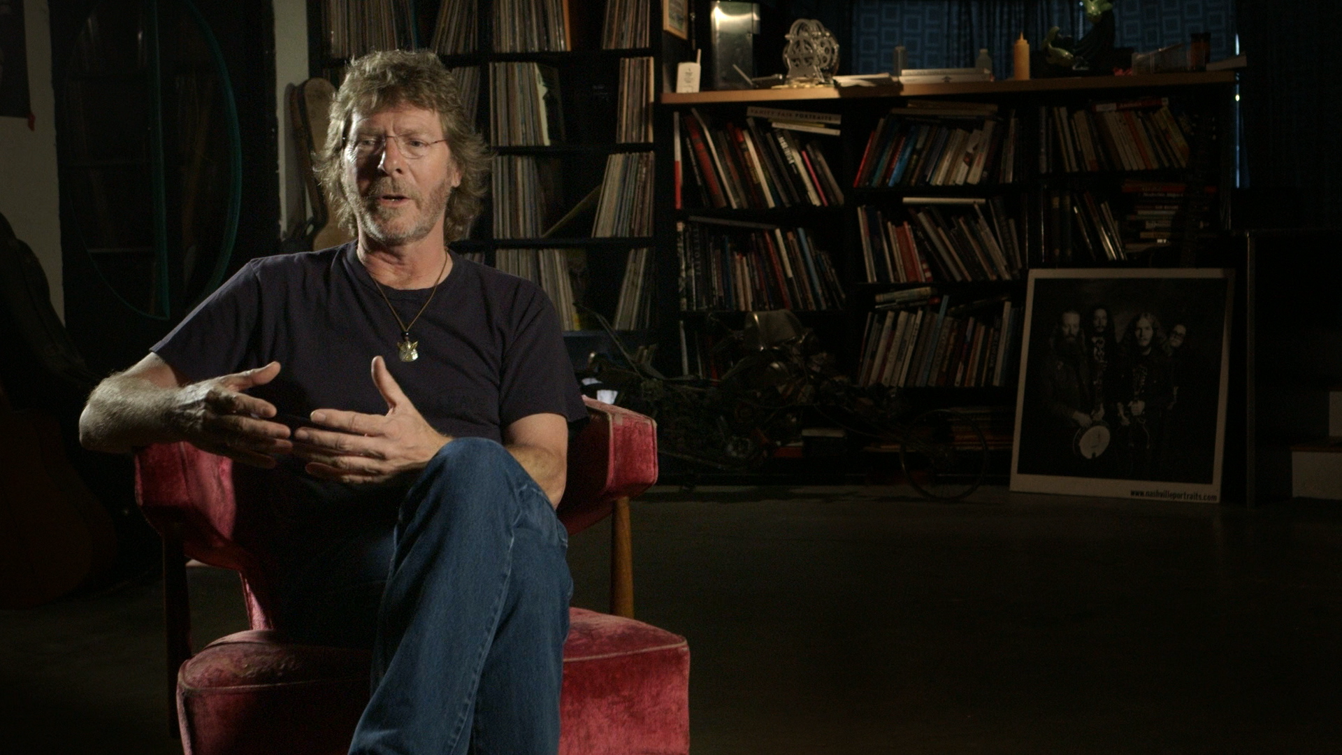WATCH: An Exclusive Preview of 'Revival: The Sam Bush Story'