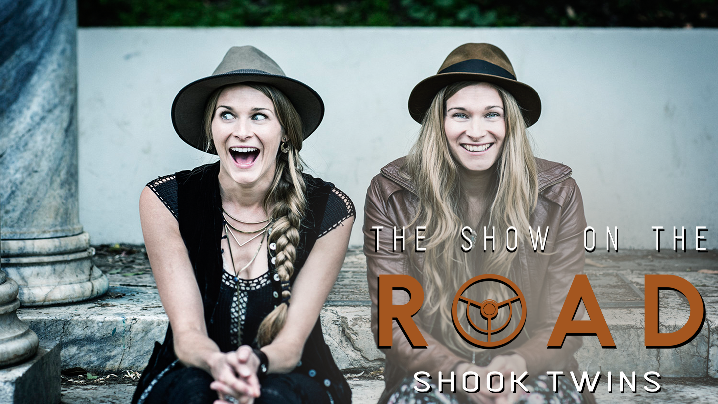 The Show On The Road - Shook Twins