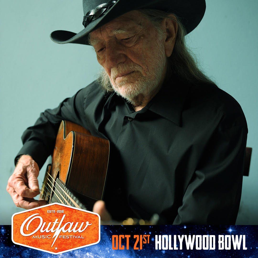 GIVEAWAY - Win Tickets to Outlaw Music Festival at the Hollywood Bowl (LA) 10/21
