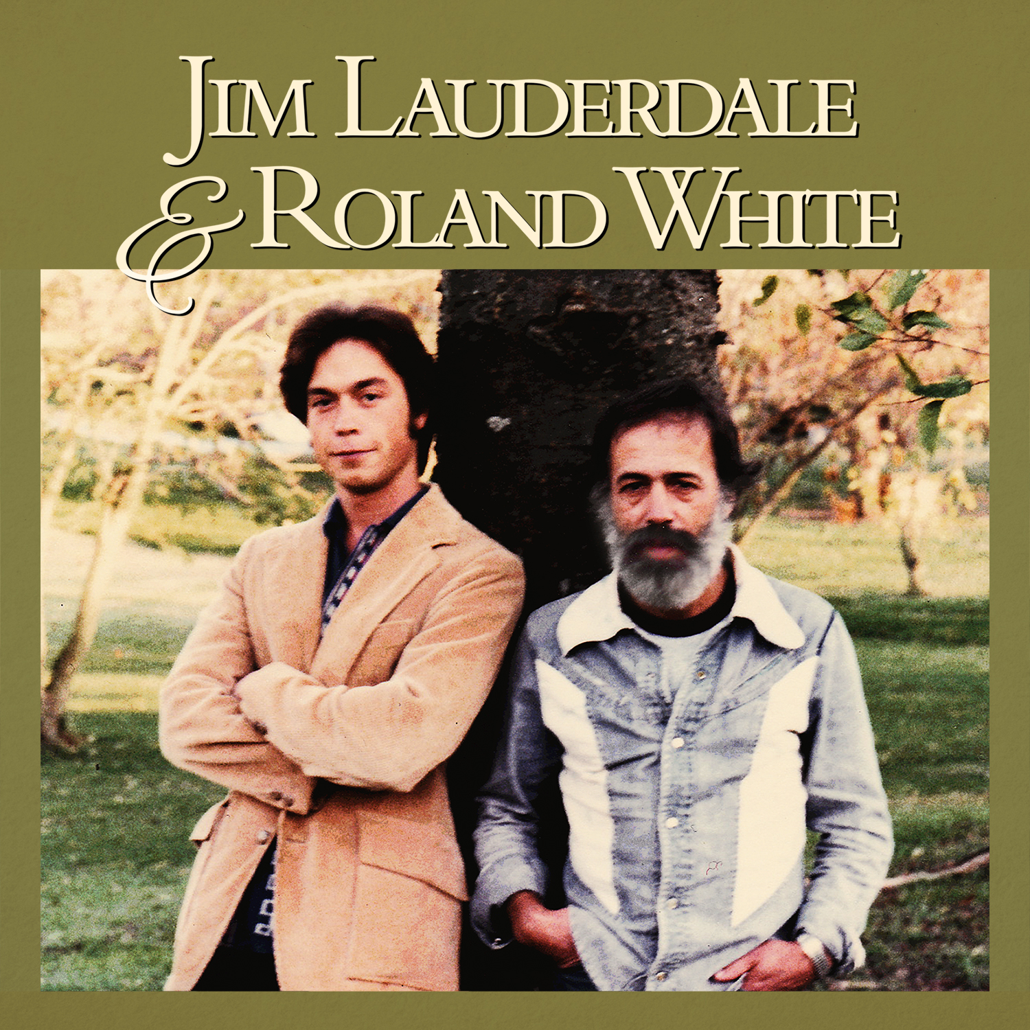 Lost for 39 Years, Jim Lauderdale's Record with Roland White Resurfaces