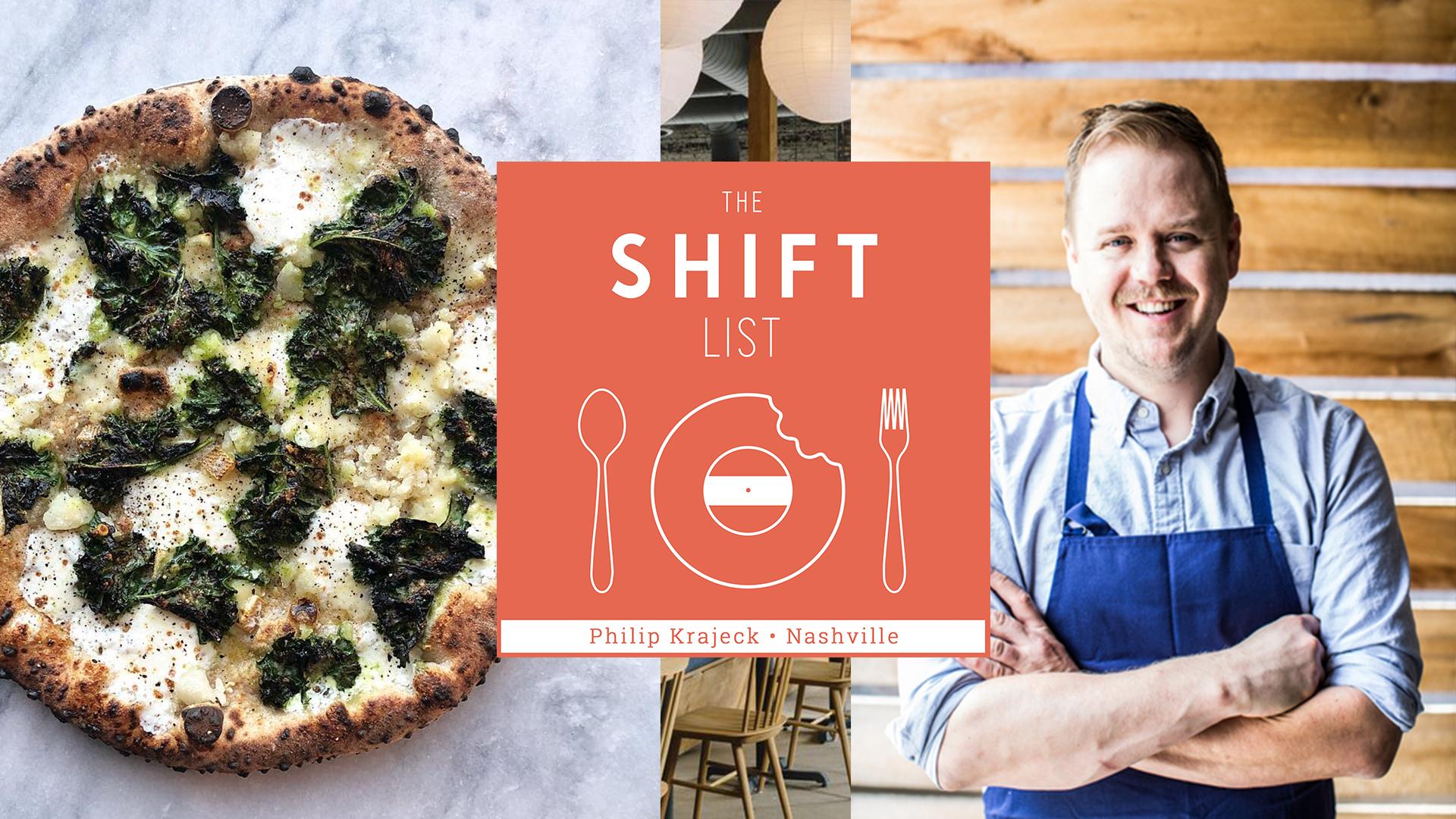 The Shift List - Philip Krajeck (Rolf & Daughters, Folk) - Nashville