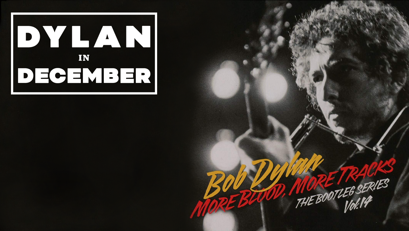 'More Blood, More Tracks' Shows Unguarded Dylan