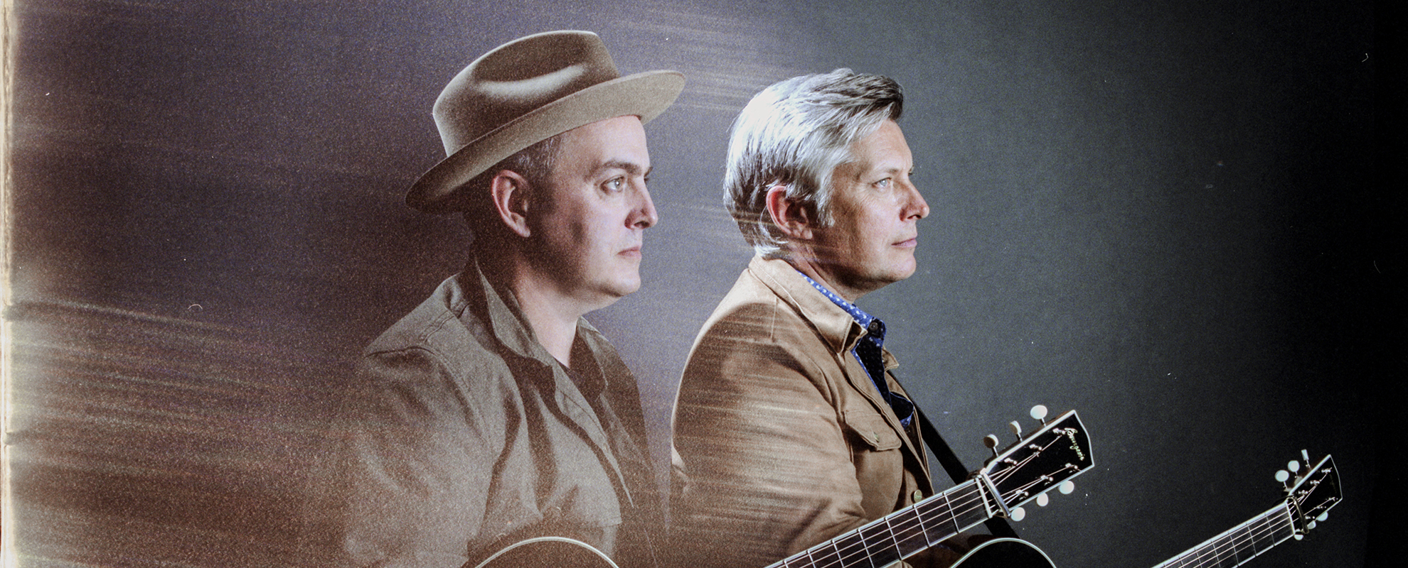 The String - The Gibson Brothers and Ruby Boots
