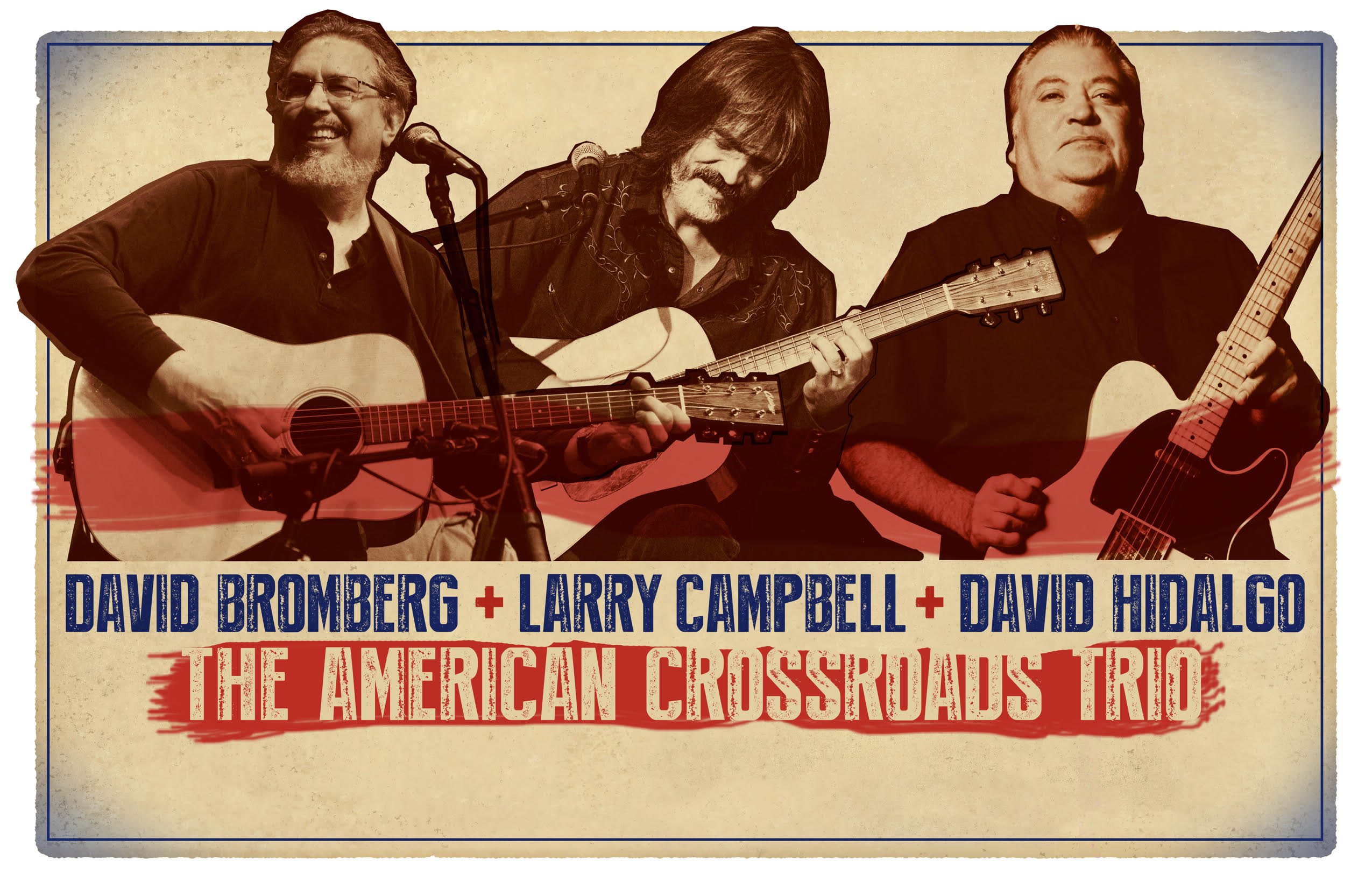 GIVEAWAY - Win tickets to the American Crossroads Trio @ The Regent (LA) 1/17