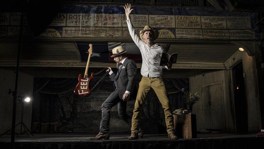 MIXTAPE: Jonathan Byrd's Songwriters That Bluegrass Fans Will Love