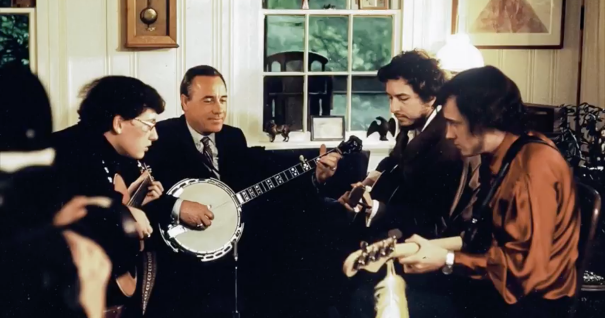 15 Bluegrass Covers of Bob Dylan