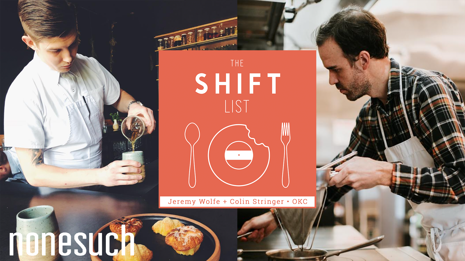 The Shift List - Nonesuch, Oklahoma City