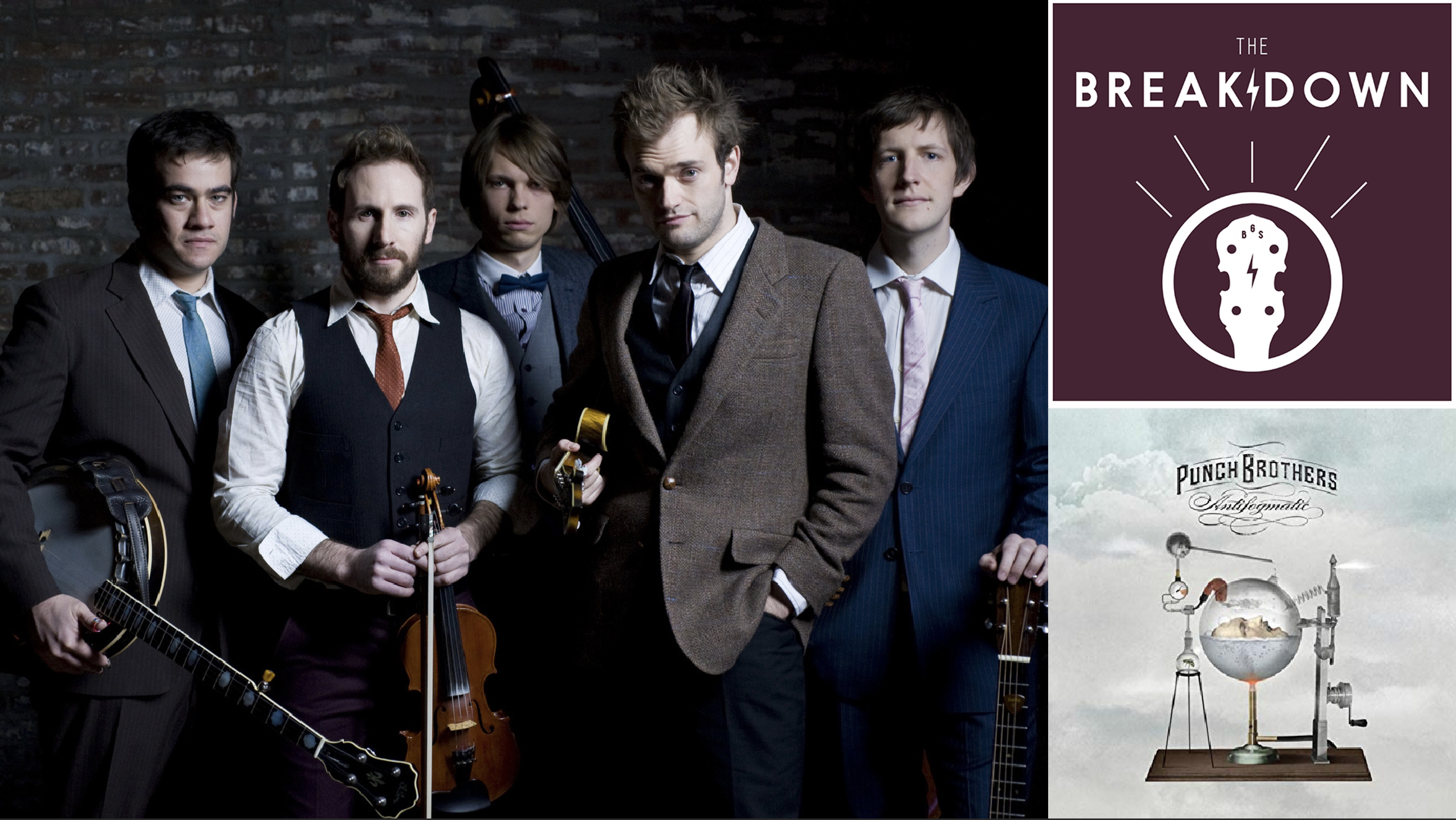 The Breakdown - Punch Brothers, 'Antifogmatic'