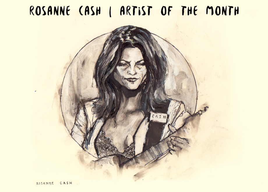 Rosanne Cash Reveals Herself on 'She Remembers Everything' (Part 1 of 2)