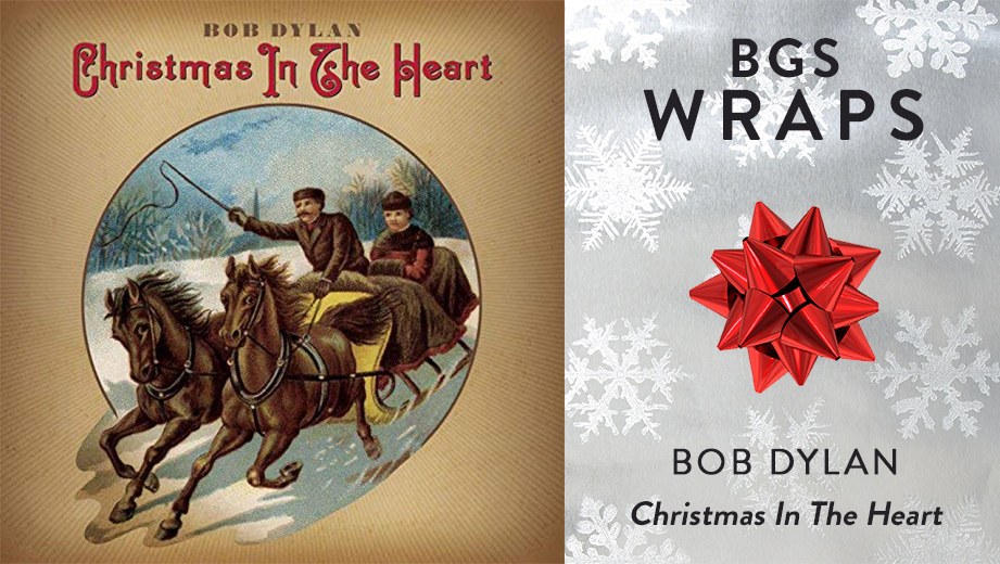 BGS WRAPS: Bob Dylan, 'Christmas in the Heart'
