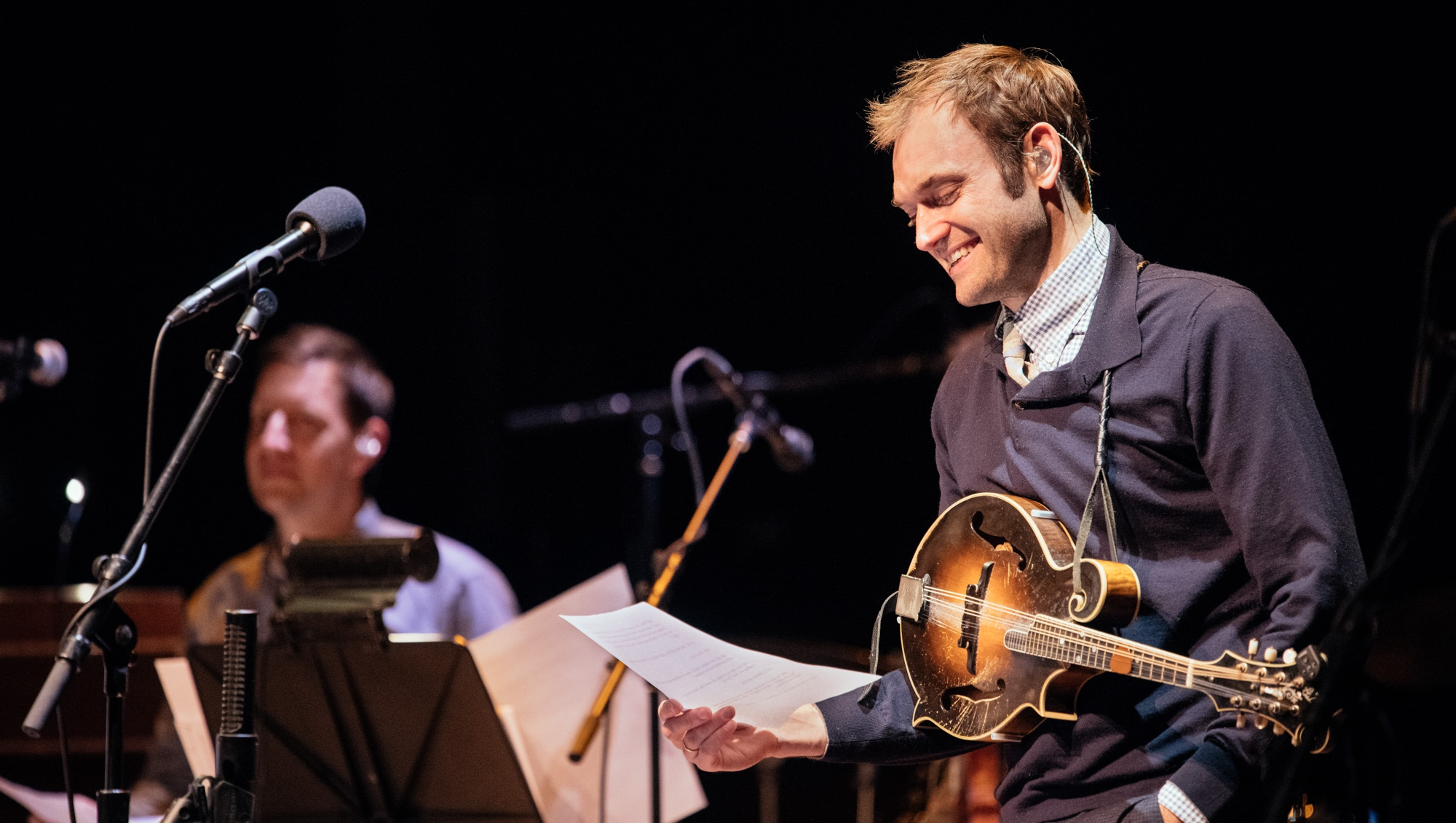 GIVEAWAY: Win tickets to Live From Here with Chris Thile @ the Wiltern (LA) 2/1