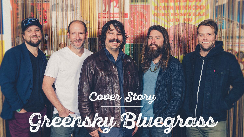 Greensky Bluegrass Capture the Live Jam on 'All For Money'