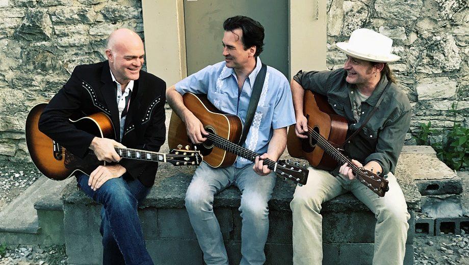 LISTEN: Eric Brace, Peter Cooper, & Thomm Jutz,