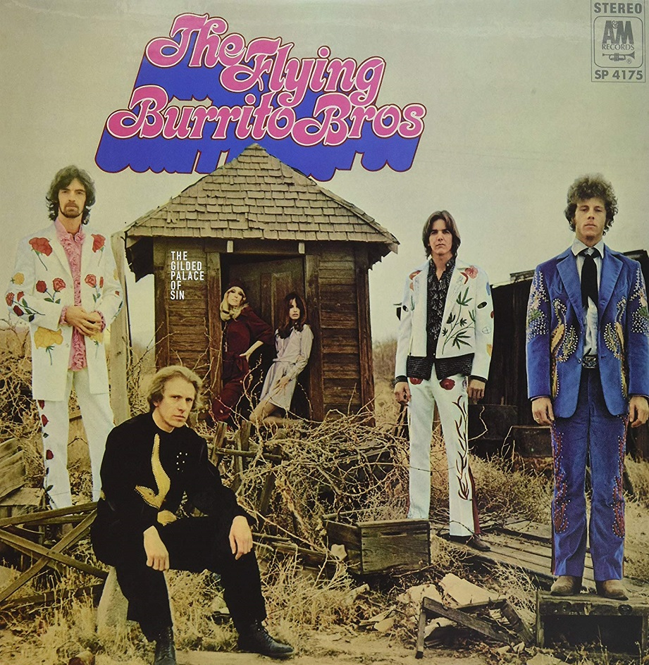 Canon Fodder: The Flying Burrito Brothers, 'The Gilded Palace of Sin