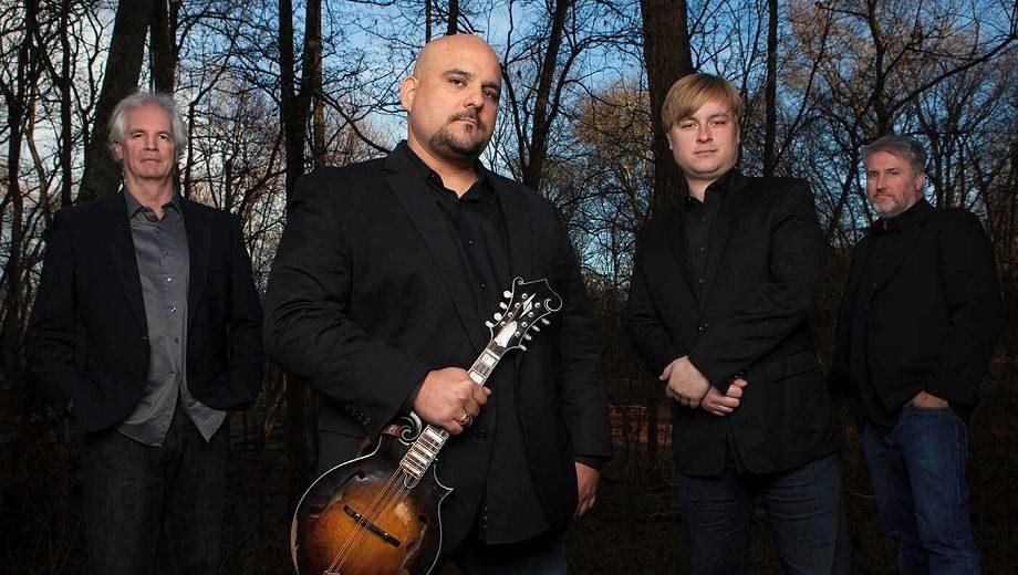 Frank Solivan Finds Room for All Kinds of Bluegrass